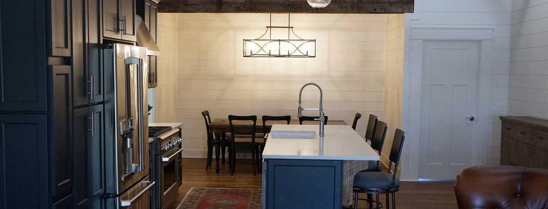 modern coastal kitchen