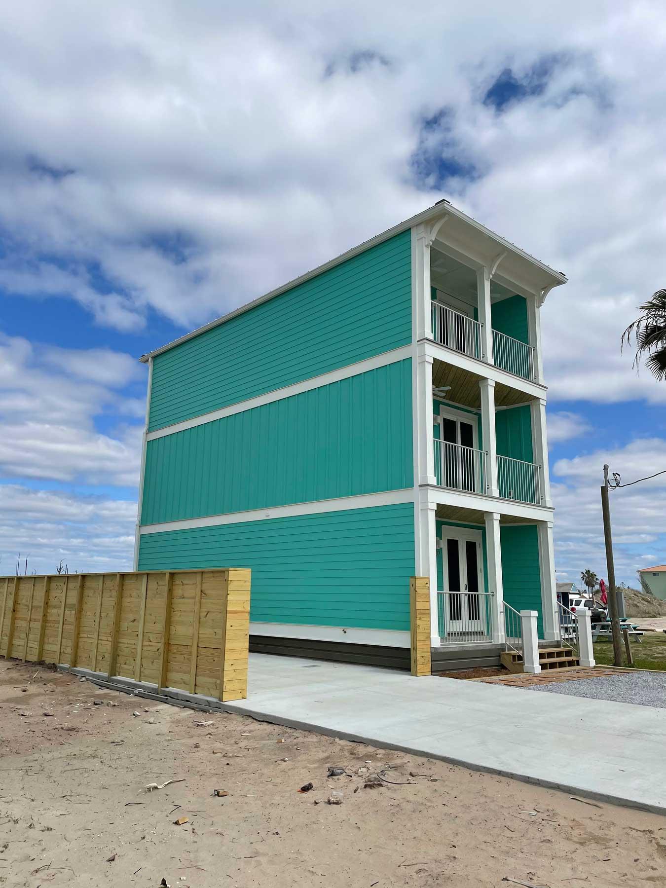 New construction home Mexico Beach, FL